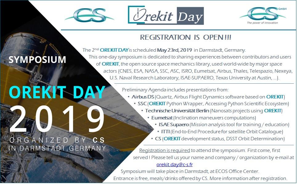 orekitday2019-RegistrationOpens-2019-03-15